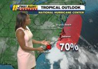Tropical Storm Fay? System could form off North Carolina coast