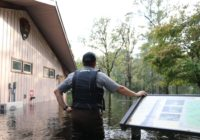 Flooding could make Moores Creek battlefield inaccessible in 20-30 years