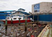 Texas Gov. Abbott Tours Communities Damaged By Hurricane Hanna