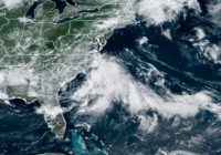 Tropical Storm Fay moves toward mid-Atlantic, New England