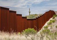 Despite Viral Video, Hurricane Hanna Probably Didn't Blow Down Trump's Border Wall