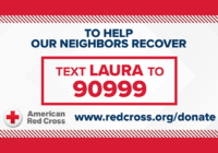 Donate to the Red Cross to help Hurricane Laura victims in Louisiana, Southeast Texas