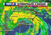 Hurricane Isaias makes landfall near Ocean Isle Beach