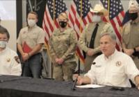 Live: Gov. Greg Abbott gives Hurricane Laura update as storm barrels down Texas-Louisiana coast