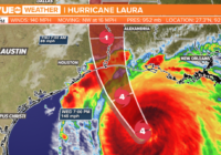 City of Austin: Austin Convention Center opened as Hurricane Laura shelter for evacuees