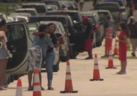 People hope for hotel rooms in Austin as they seek shelter from Hurricane Laura