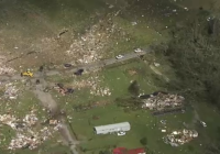At least 1 person dead, 3 missing after tornado touches down in Bertie County