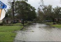 President Trump visits Louisiana, Texas as Hurricane Laura cleanup begins