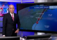 8 p.m. Isaias forecast update from WRAL Severe Weather Center