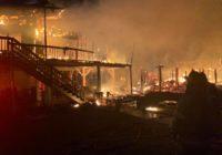 One injured, five homes damaged in Ocean Isle Beach Fire