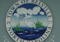 Belville reports suspected tornado damage