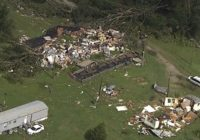 One dead, three missing following reported tornado in Bertie County