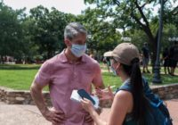 Freeman Coliseum overflow hospital used for first time – for hurricane evacuees
