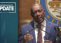 Mayor Turner to discuss COVID-19 response, donation drive for Hurricane Laura victims | Watch at 3 p.m.