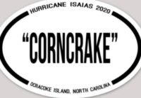 Hurricane Isaias brings unexpected windfall for Ocracoke Island