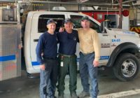 Round Rock firefighters provide update while battling wildfires in California