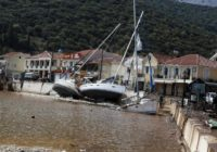 Greece: Storm death toll rises to 3, flood damage extensive
