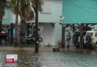 Tropical Storm Beta stalls along Texas coast, brings floods