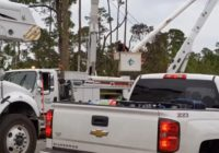 Carolina utility crews head to Gulf Coast to help restore power after Hurricane Sally