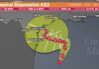 Tracking the Tropics: Tropical storm likely to form in Gulf of Mexico today
