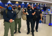 'They deserve a break' | Houston firefighters fly out to California to help exhausted crews battle deadly wildfires