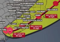 Beta downgraded to a tropical depression, Flash Flood Warning continues for parts of Houston area