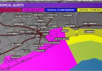 Seabrook issues voluntary evacuation for low-lying areas ahead of Tropical Storm Beta