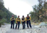 Schertz firefighters help battle California wildfires