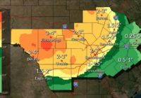 Flash flood warning issued for San Antonio through Thursday as cold front, storms move into area