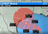 Texas Coast In Danger Of 'Life-Threatening' Storm Surge As Tropical Storm Beta Approaches