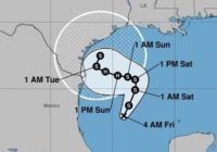 New Danger In Gulf Could Soon Grow Into Tropical Storm Beta