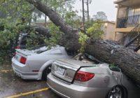 Tropical Depression Beta updates: Flash Flood warning expires