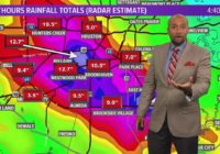 Houston Forecast: BETA brings flooding rains
