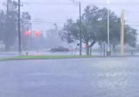 Hurricane Sally lumbers ashore in Alabama with heavy rain