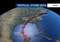 Zeta likely to reform as hurricane in Caribbean, severe weather possible Thursday in NC