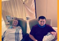 Southeast Texas couple escaping Hurricane Laura welcomes twins at East Texas hospital