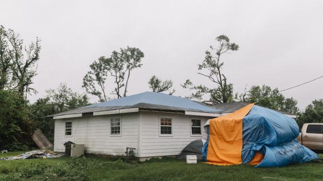 Hurricane Delta, a Category 3 Storm, Heads Toward Louisiana