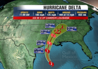 Hurricane Delta to bring heavy rain, intense wind, 'life-threatening' storm surge to Louisiana on Friday