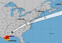 Hurricane Zeta hits Louisiana with flooding, power outages