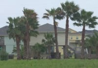 Bolivar Peninsula, High Island residents keeping a close eye on Hurricane Delta