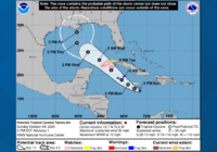 Eyes on the tropics: Potential Tropical Cyclone 26 expected to reach Gulf Coast as hurricane later this week