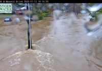 Historic flooding rises in Charlotte