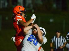 Football: Fayetteville Christian vs. GRACE Christian (Sept. 24,