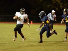 Football: Harrells Christian vs. North Raleigh Christian (Oct. 2