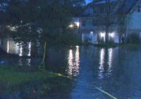 'Seek higher ground': Voluntary evacuation order issued in northwest Charlotte due to flooding