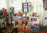 Carolina Hurricanes host toy drive; GM says NHL could return Jan. 13