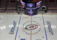 Carolina Hurricanes arena sustained damages after water leak