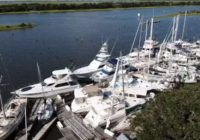 Southport Marina receives new docks after Hurricane Isaias
