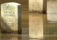 VA gives timeline for Raleigh National Cemetery flooding repairs after dozens of veteran graves left underwater