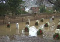 VA to fix flooding problem at Raleigh National Cemetery